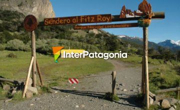 Altogether up to the Base of the Fitz Roy