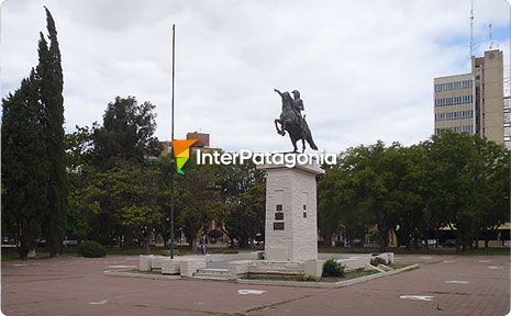 Visit to the City of Viedma
