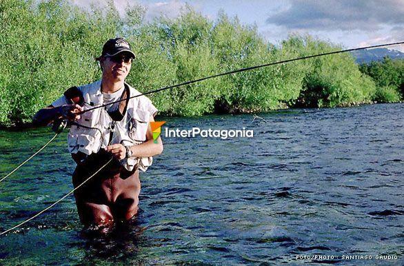 r o malleo   pesca con mosca en patagonia autor santiago gaudio