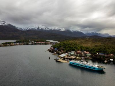 Photo of Patagonian Fjords
