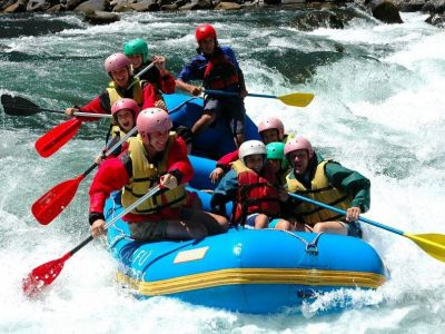 Photo of Aluminé Rafting