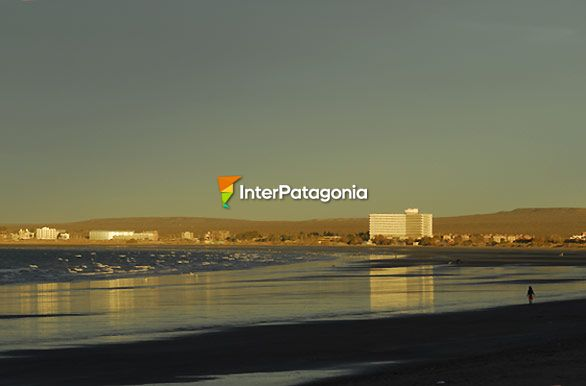 Extensas playas - Puerto Madryn
