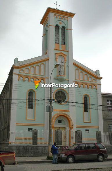 Fotos de Punta Arenas: Iglesias salesianas