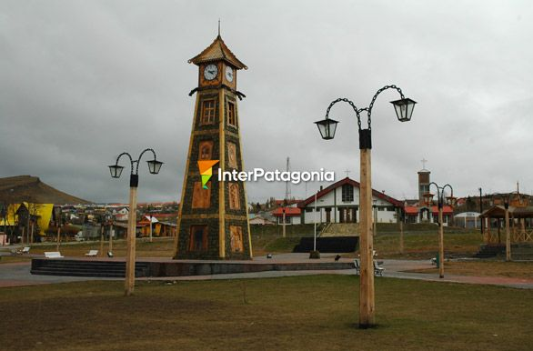 Plaza - Río Turbio