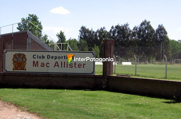 Club deportivo Mac Allister - Santa Rosa,