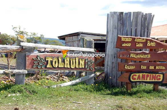 Camping - Tolhuin
