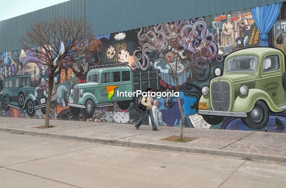 Fotos de trelew murales tem ticos for Murales de fotos para pared