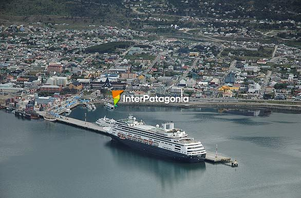 Cruise in the bay of Ushuaia - Ushuaia,
