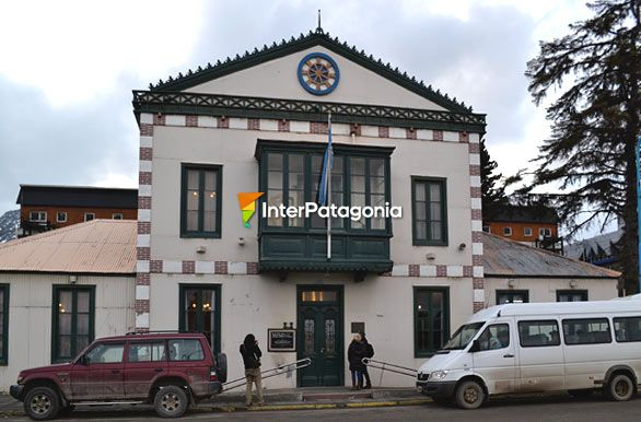 Old Government House in Ushuaia - Ushuaia