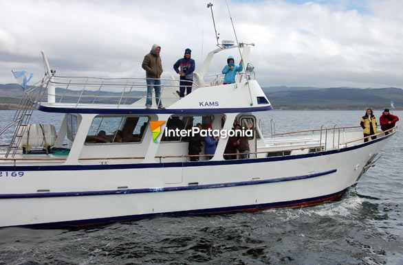 Sailing in the Beagle - Ushuaia,