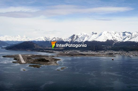 Particular mystique of its geography, southern city - Ushuaia,