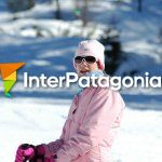 Skier in pink, Mount Bayo