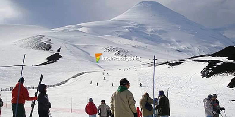 Image result for volcan osorno ski
